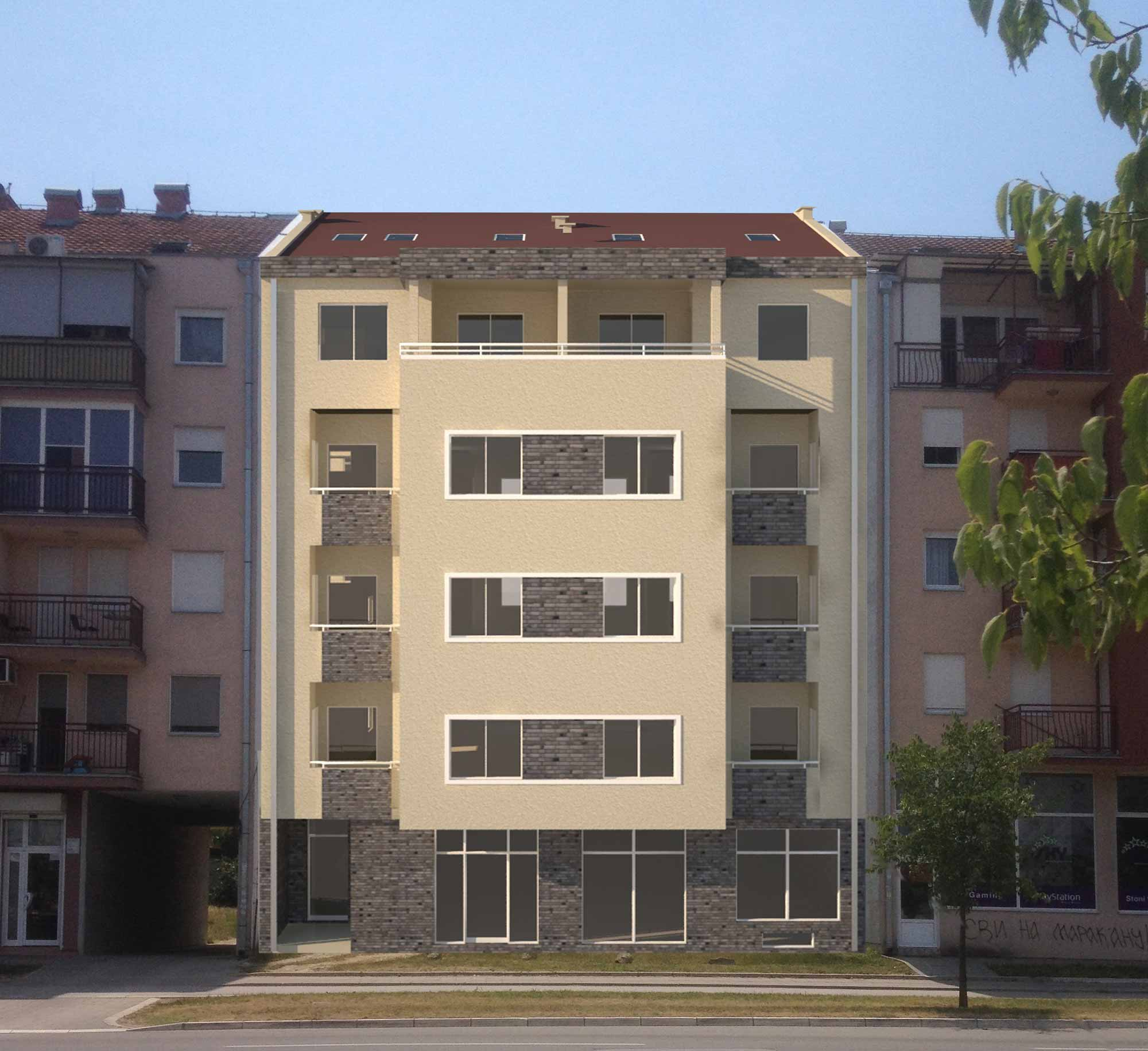 Milenković gradnja | Izgradnja stambeno-poslovnih objekata novi sad nekretnine